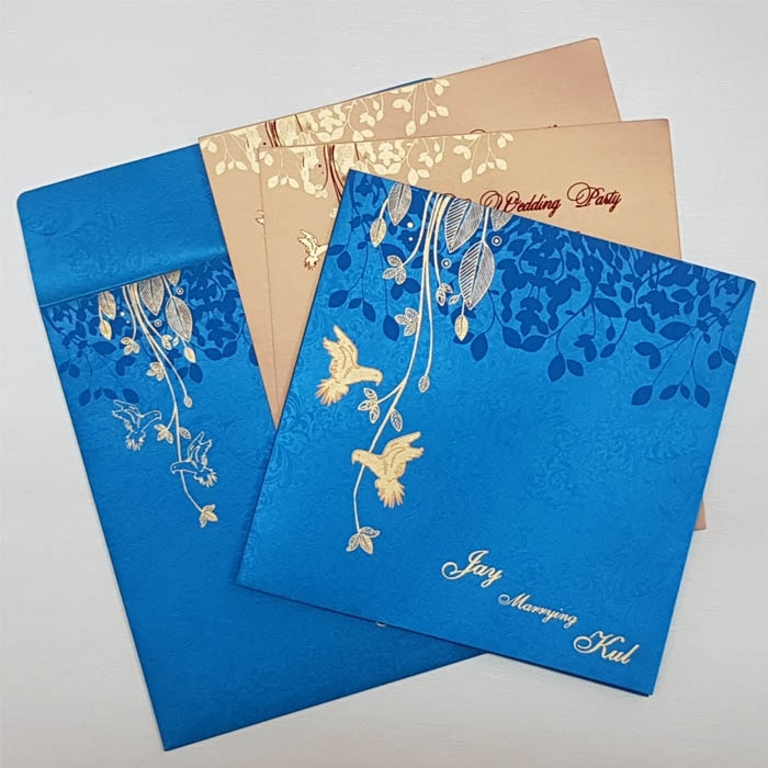 A Make Indian Wedding Cards